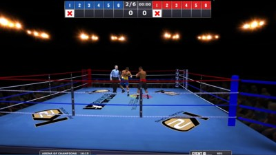 Virtual Sports Games - Boxing by Dusane Gaming