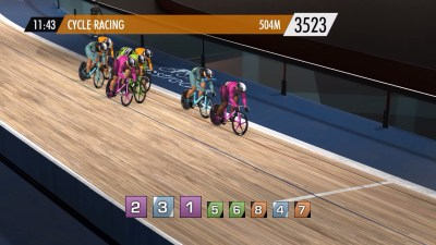 Virtual Sports Games - Cycling by Dusane Gaming