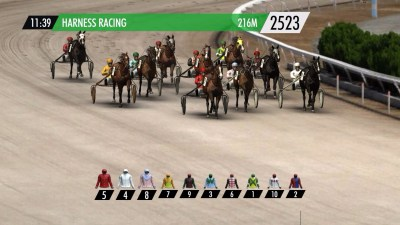 Virtual Sports Games - Harness Racing by Dusane Gaming