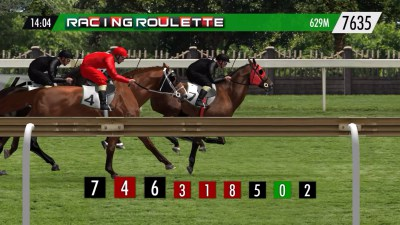 Virtual Sports Games - Horse Racing Roulette by Dusane Gaming