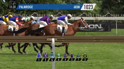 Virtual Sports Games - Horse Racing by Dusane Gaming
