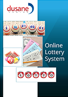Dusanegaming Online Lottery System