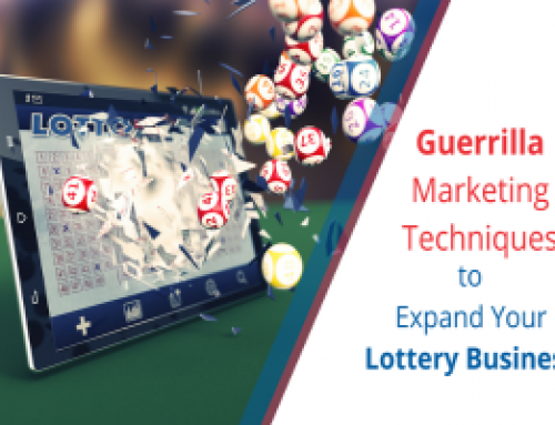 Marketing Lottery Business Without 'Text-book Marketing' it! Guerrilla Marketing Techniques to Expand Your Lottery Business