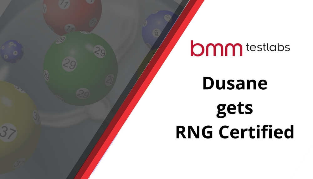 Dusane gets RNG Certified