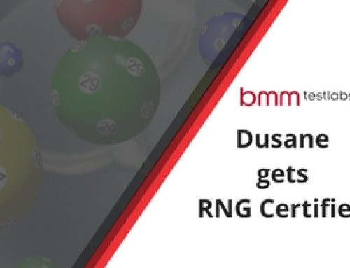 Dusane gets its RNG certified