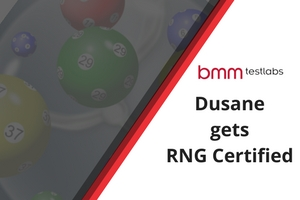 Online Lottery Software-Dusane gets RNG Certified