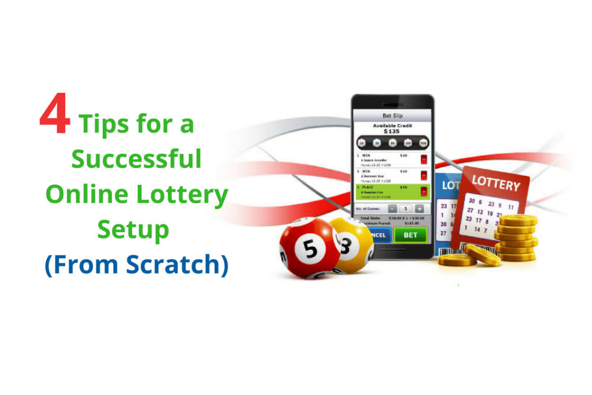 Tips for successful lottery business