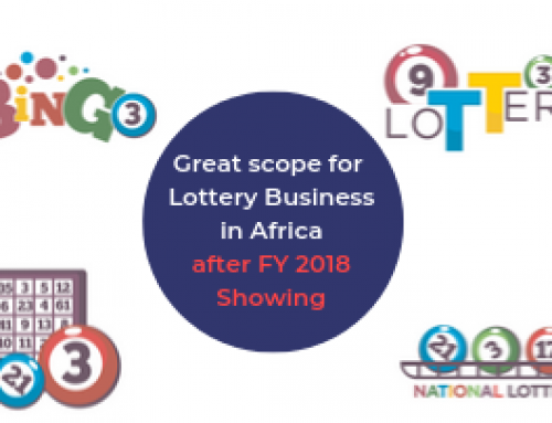 Great scope for Lottery Business in Africa after FY 2018 Showing